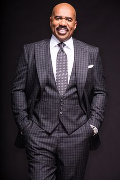 Steve Harvey: From Family Feud to The Formula for Success