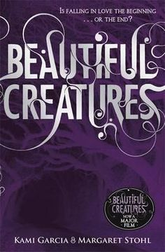 Beautiful Creatures- An intense high school love story with witchcraft that is quickly winning many fans around the world. Set in the rural American south it has a dark, Gothic atmosphere and a strong paranormal premise that completely absorbs the reader.