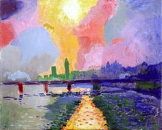 André Derain – Views of London and the Thames (compilation)