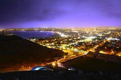 La ciudad desde el Morro Solar