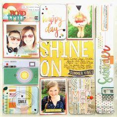 Pocket Page layout by design team member Nicole Harper