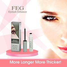 762035e7d3b FEG natural eyelash growth is a growth serum for eyelashes and eyebrows  that's formulated to darken