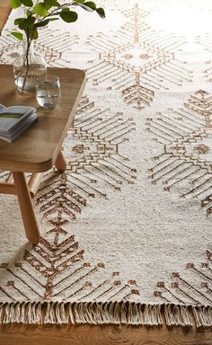 www.insideyourhome.co inspiration for Gilt Stitch Rug