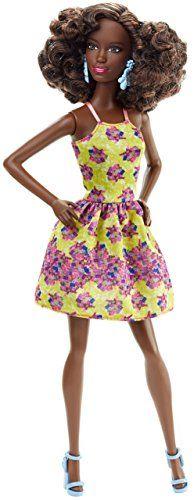 Barbie Fashionistas Doll 20 Fancy Flowers - Original - Toys 4 My Kids
