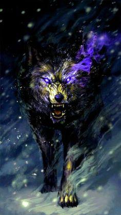 Artwork Lobo, Wolf Artwork, Fantasy Wolf, Dark Fantasy Art, Wolf Movie, Wolf Craft, Galaxy Wolf, Lion Wallpaper, Wallpaper Pictures
