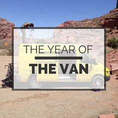 THE YEAR OF THE VAN