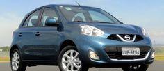 Nova Geração do Nissan March será lançada em 2016