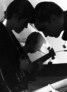The xx.  Romy Madley Croft, Jamie Smith, and Oliver Sim.   Saw them in Central Park, NYC, about 2010.