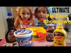 The ULTIMATE Pie Face Showdown Game