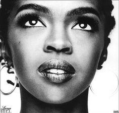 Google Image Result for http://favim.com/orig/201107/06/beautiful-black-and-white-black-woman-dope-lauryn-hill-rapper-Favim.com-95460.jpg