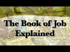 The Book of Job Explained - YouTube