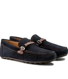 Mocasini Geox Respira Piele Intoarsa   Cea mai buna oferta Mai, Loafers, Shoes, Fashion, Travel Shoes, Moda, Zapatos, Moccasins, Shoes Outlet