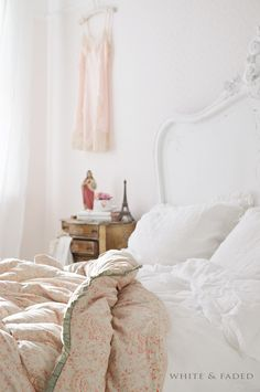 Vintage Eiderdown, available by White & Faded
