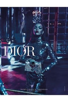 FIRST LOOK: Rihanna for Dior - click through to watch the film in full and see every image from the campaign