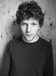 jesse eisenberg...Hot in a somewhat nerdy kinda way.
