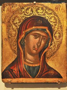 Byzantine Icons, Byzantine Art, Religious Icons, Religious Art, Our Lady Of Rosary, Jesus Christ Images, Best Icons, Religion, Art Icon