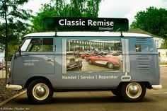 Classic-Remise by Thorsten Haustein, via Flickr