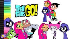 Teen Titans Go! coloring book pages compilation Raven coloring book page Starfire coloring book page Robin coloring book page Beast Boy coloring book page Cyborg coloring book page Jinx coloring book page Teen Titans Go! the Movie coloring book page #teentitansgo #teentitans #raven #starfire #robin #beastboy #cyborg #jinx #teentitansgomovie #coloringbook #coloringpage #speedcoloring #happymagictoys