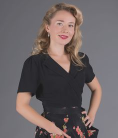 Seamstress of Bloomsbury Vintage Blouses