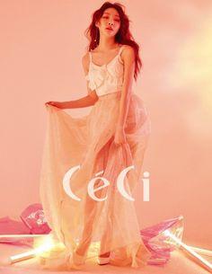 Fashion Magazine 'CeCi' Features Former IOI Member Kim Chung Ha!   Koogle TV