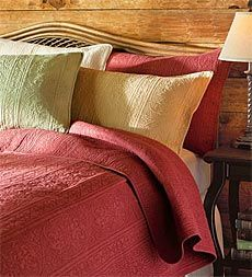 Plow and Hearth still-waters-cotton-bedding-collection | Bedroom ... : plow and hearth quilts - Adamdwight.com