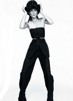 Kasia Struss by Nagi Sakai for Elle France August 2014