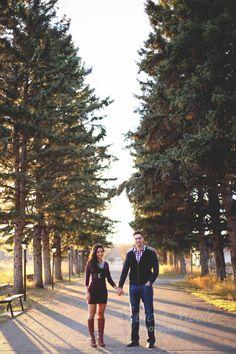 Engagement photography / Calgary photographer