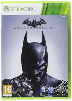 Batman Arkham Origins, while not quite up to the standards of Arkham City, will keep you occupied for many an hour, in the lead up to Arkham Knight's release. Batman Games, Batman Comic Art, Comic Games, Batman Comics, Batman Batman, Batman Arkham City, Batman Arkham Origins, Batman Arkham Knight, Gotham City
