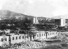 Construcció de l'Universitat de Barcelina