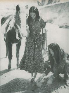 cher, arizona, 70's