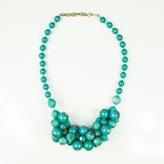 Beaded Baubles Necklace
