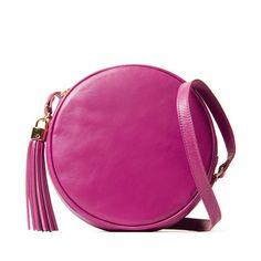 Disco Bag Rosa Pink - Hey bag! A Mini bag pode ser personalizada com suas inicias em dourado sem acréscimo do valor.