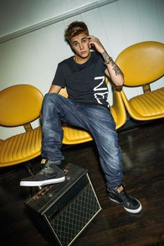 Justin Bieber Gets Fresh for Fall with His Latest Campaign for Adidas Neo
