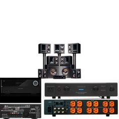 Introducing Klipsch THX Ultra2 72 System With HARMAN Kardon AVR 3700 and Furman Elite20. Great product and follow us for more updates!