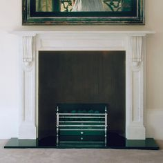 The Victorian Classic Marble Fireplaces