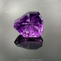 Bespoke Gems - Fine Handcut Designer Gemstones - Precious and Semi Precious Gemstones - Amethyst