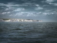 English Channel. The ocean creates a scene of unknown and fear. When hamlet is sent to England and see this, he must feel how a tragedy his life is, the loss of his father, the betrayal of his mother and his evil uncle. And expelling of his own country makes his life even worst.