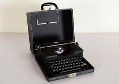 Circa 1912 Royal Portable Typewriter