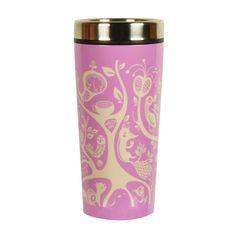Wake Up Insulated mug from #BlueQ