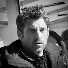 Patrick at Silverstone wec 2015 Patrick Dempsey Racing, Race Cars, Dads, Handsome, Actors, Celebrities, Amazing, Drag Race Cars, Celebs