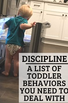 Should you be disciplining your toddler? Is your toddler throwing tantrums hitting kicking biting head butting etc? Well I'm right there with ya! Learn about how to discipline your toddler starting with problem behaviors. Parenting Toddlers, Parenting Books, Parenting Advice, Disciplining Toddlers, Toddler Behavior, Toddler Discipline, Discipline Plan, Discipline Quotes, Positive Discipline