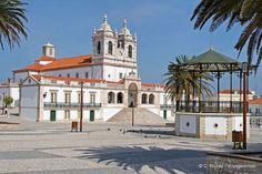Santuário da Nª Srª da Nazaré Portugal