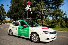 Mapping Smog, Block By Block, Using Google Street View Cars   Co.Exist   ideas + impact