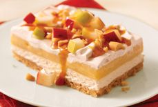 caramel puding...mmhhh.. *glek