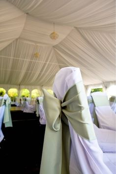 #chaircover #sash #bow #chiffon #weddings #maryland