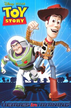 [ TOY STORY POSTER ]