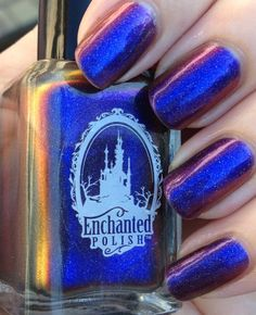 Enchanted Polish Octopus's Garden - Part of the Imagine Collection