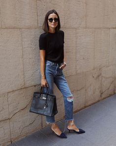 Classy Outfits, Pretty Outfits, Casual Outfits, Cute Outfits, Fashion Outfits, Womens Fashion, Jean Outfits, Fashion Tips, Fashion Design
