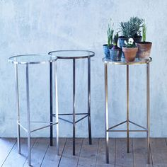 Phebe Side Table - on trend: moody