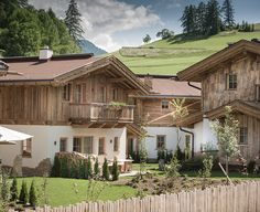 Luxus-Chalets in Tirol - Chalets mit Private Spa - Ihr exklusives Ferienzuhause im Hüttendorf Ladizium